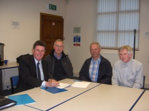Allotments agreement