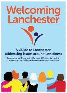 Welcoming Lanchester leaflet